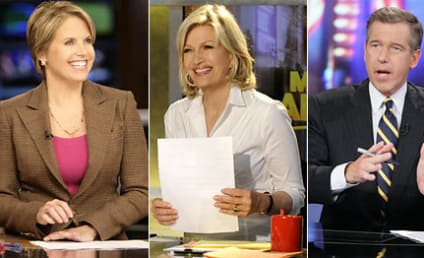 News Anchors, Celebrities to Stand Up to Cancer
