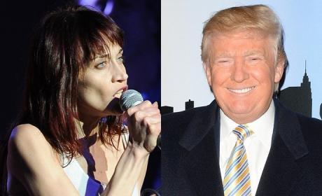 Fiona Apple Revises Christmas Song, ROASTS Donald Trump