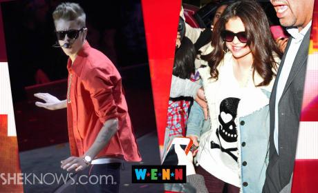 Selena Gomez Tries to Quit Justin Bieber