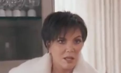 Kris Jenner is Worried That Someone is Poisoning Her