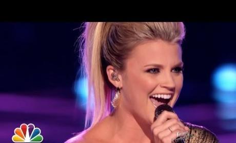 """Olivia Henken: """"Roar"""" - The Voice"""