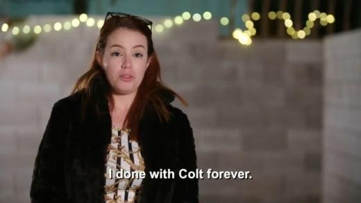 Jess Caroline - I'm done with Colt forever