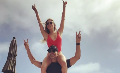 LeAnn Rimes and Eddie Cibrian Together