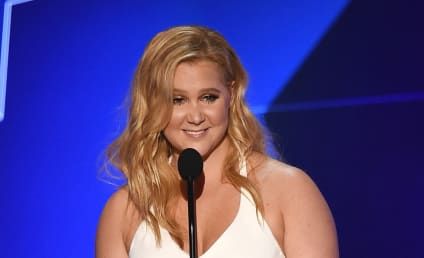 Amy Schumer: Haters Are Pathetic, I Am NOT Fat!