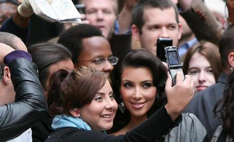 Pic with Kim