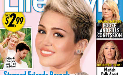 Miley Cyrus: MARRIED to Patrick Schwarzenegger!?