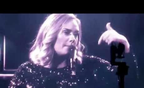 Adele Breaks Down Over Orlando Shooting