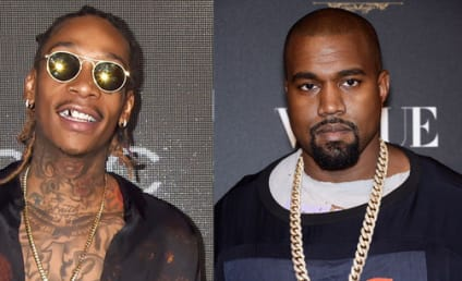 """Kanye West and Wiz Khalifa End Feud with """"Great Convo"""""""