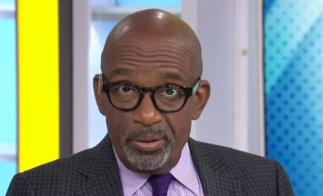 Al Roker Says Goodbye