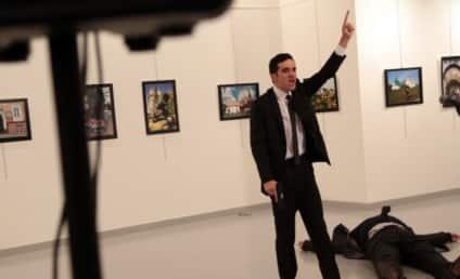 Russian Ambassador to Turkey Killed in Possible Terrorist Attack