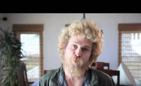 Spencer Pratt Shaves