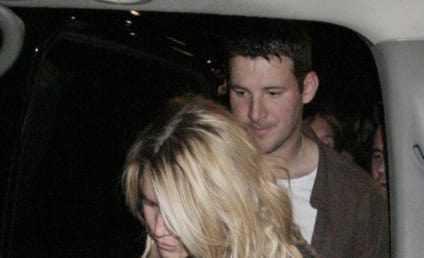 Jessica Simpson Cheers on Publicity, Tony Romo