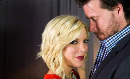 Tori Spelling: Making Dean McDermott SUFFER at Home Over Cheating Rumors?