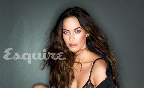Megan Fox in Esquire