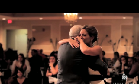 Bride Gets Sweet Surprise From Brother At Wedding Reception