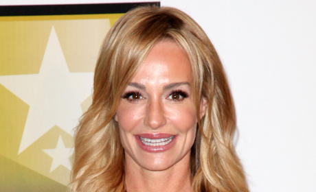 A Happy Taylor Armstrong