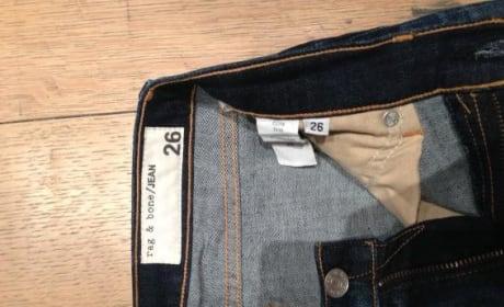 Hilary Duff Skinny Jeans