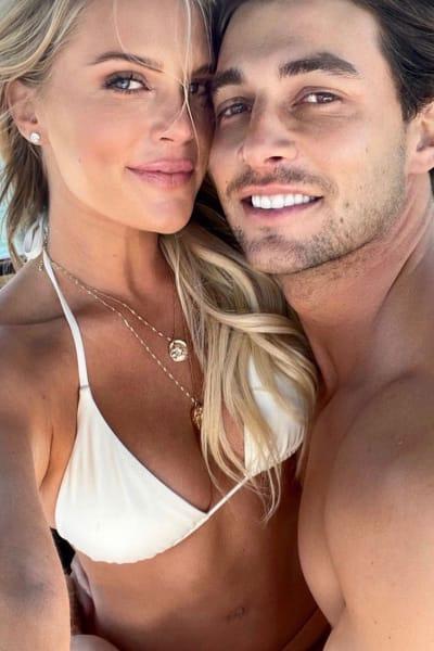 Madison LeCroy with Boyfriend