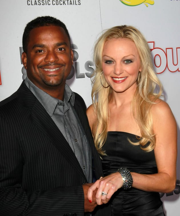 alfonso ribeiro and angela unkrich married the