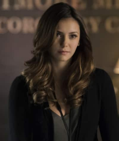 Nina Dobrev on The CW