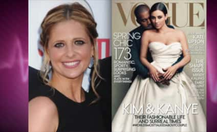 Sarah Michelle Gellar SLAMS Kim Kardashian Vogue Cover: Canceling My Subscription!