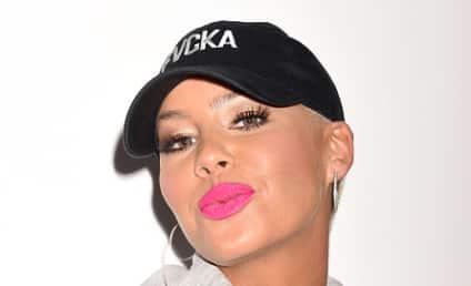 Amber Rose Invites Kim Kardashian on SlutWalk