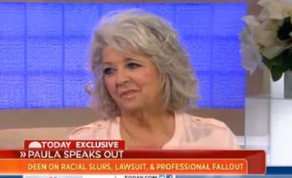Paula Deen on Today: I Is What I Is and I'm Not Changing!