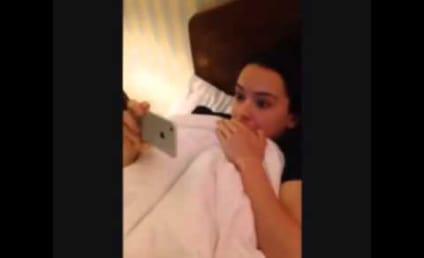 Daisy Ridley Breaks Down Over Star Wars Trailer