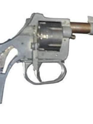 Gun Found