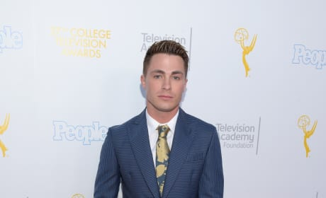 Colton Haynes: 37th College Television Awards