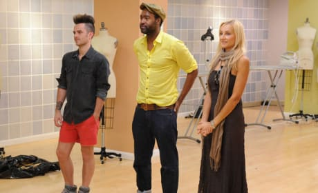 Project Runway Finalists
