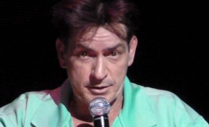 An Evening With Charlie Sheen: Heading Overseas!