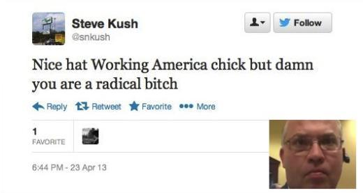 Kush Tweet