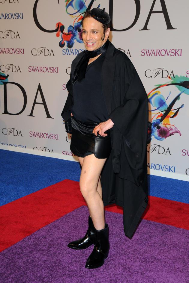 Chris Kattan at Fashion Awards