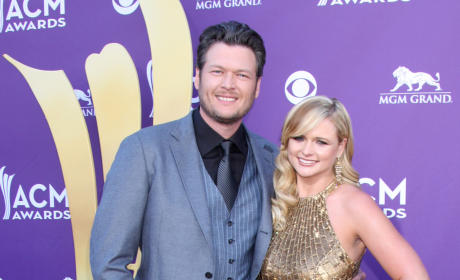 Miranda Lambert and Blake Shelton Picture