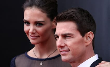 Katie Holmes Divorce Filing: Fear of Scientology Sea Organization Boot Camp the Last Straw?