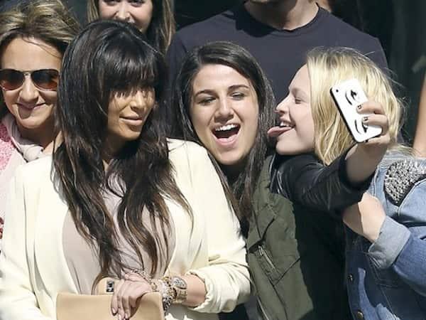Kim Kardashian Greeting