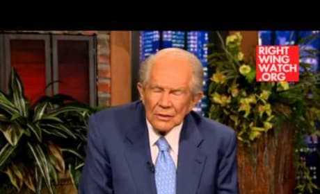 Pat Robertson Talks Robin Williams Suicide