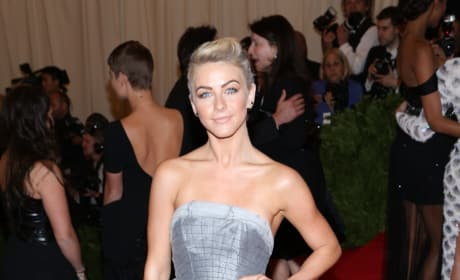 Julianne Hough MET Gala Fashion