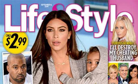 Kim Kardashian: Pregnant, Dumped