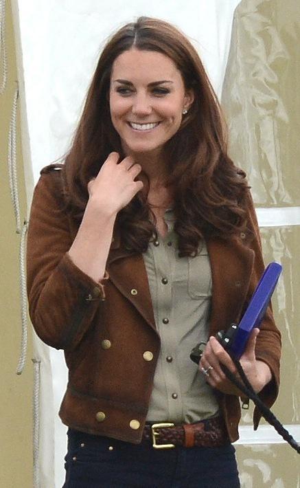 Kate Middleton Hair Photo