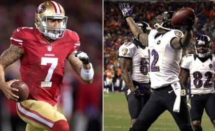 Super Bowl 2013: Who Ya Got?