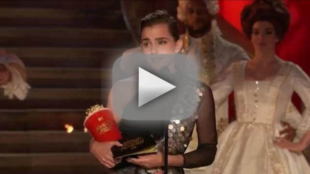 Emma Watson Honors Inclusion