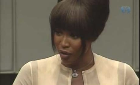 Naomi Campbell Testifies