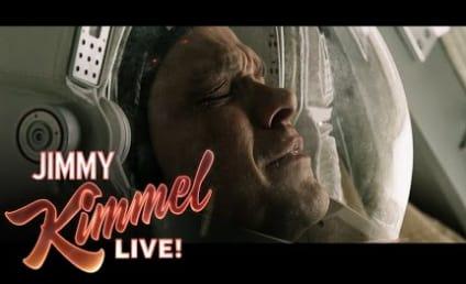 Matt Damon Masturbates in The Martian Parody Trailer