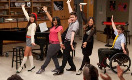 Glee Season Finale: Who Said Goodbye?