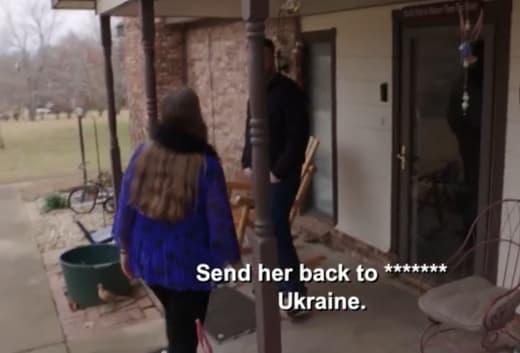 "HEA Season 6 tease - Mike Youngquist mom says ""send her back to Ukraine"""