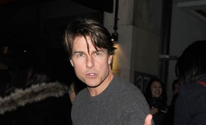 "Tom Cruise: ""Brainwashed"" By Scientology, Source Claims"