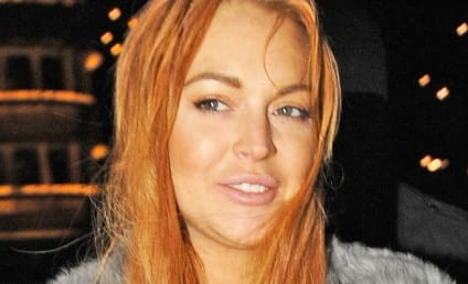 Lindsay Lohan: Drunk, Sobbing, Freaked Out By Sex Scenes, Unstable on Set of The Canyons