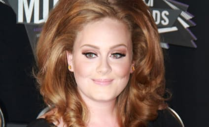Karl Lagerfeld to Adele: Sorry!!!